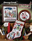 Book 470 Victorian Village Christmas THUMBNAIL