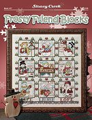 Book 477 Frosty Friend Blocks THUMBNAIL
