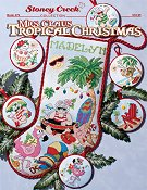 Book 479 Mrs. Claus Tropical Christmas