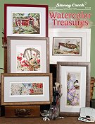 Book 488 Watercolor Treasures THUMBNAIL