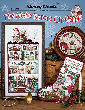 Book 493 The Night Before Christmas