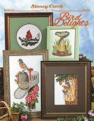 Book 514 Bird Delights THUMBNAIL