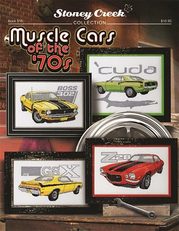 Book 516 Muscle Cars of the '70s MAIN