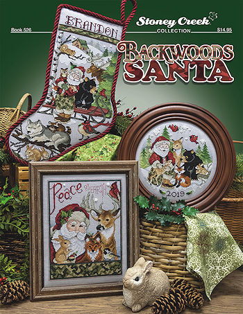 Book 526 Backwoods Santa MAIN