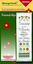 Bookmark Chart - Friendship MAIN