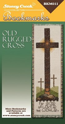 Bookmark Chart - Old Rugged Cross MAIN