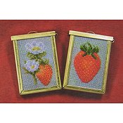 Blackberry Lane Designs - Strawberry Hill Pendant THUMBNAIL