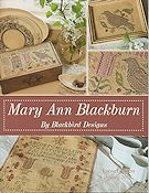 Blackbird Designs - Loose Feathers 2012 - #1 Mary Ann Blackburn THUMBNAIL