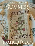 Blackbird Designs - Loose Feathers Summer Part 1 of 3 THUMBNAIL