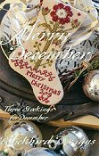 Blackbird Designs - Three Stockings - Merry December THUMBNAIL