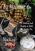 Blackbird Designs - Tis Hallowe'en THUMBNAIL