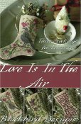 Blackbird Designs - Three Stockings - February Love Is In the Air THUMBNAIL