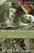 Blackbird Designs - Three Stockings - January By The Chimney With Care THUMBNAIL
