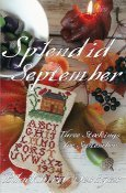 Blackbird Designs - Three Stockings - Splendid September THUMBNAIL