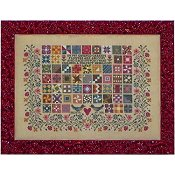 Blue Ribbon Designs - Quilted Garden