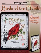 Bird of the Month - August (Summer Tanager)_THUMBNAIL
