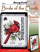 Bird of the Month - December (Northern Cardinal) THUMBNAIL