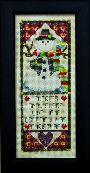"Beads-N-Paper Kit ""Snow Place Like Home"""