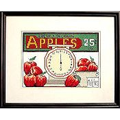 Bobbie G Designs - Apples 25 Cents a lb.