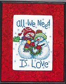 Bobbie G Designs - All We Need Is Love