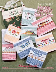 Book 434 Home Cookin' Towels & Aprons MAIN