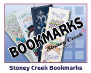 Stoney Creek Bookmarks