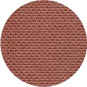 Color swatch of 16ct brandywine Aida cross stitch fabric