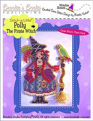 Brooke's Books Publishing - Witchie Sisters - Polly The Pirate Witch MAIN