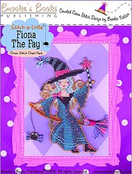 Brooke's Books Publishing - Witchie Sisters - Fiona The Fay Witch MAIN
