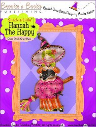 Brooke's Books Publishing - Witchie Sisters - Hannah The Happy Witch MAIN
