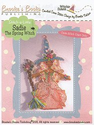 Brooke's Books Publishing - Witchie Sisters - Sadie The Spring Witch MAIN