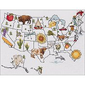 Bucilla Kit - State By State_THUMBNAIL