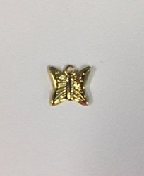 Charm Small Gold Butterfly MAIN