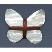Mother of Pearl Thread Winder - Butterfly_THUMBNAIL