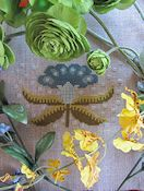 By The Bay Needleart - Funky Flowers - Molly THUMBNAIL