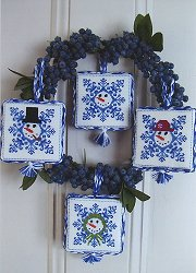 By The Bay Needleart - Frostys Tree Trimmers MAIN