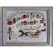 By The Bay Needleart - New England Winter
