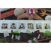 By The Bay Needleart - Stitch An Inch - Summer Pack 2
