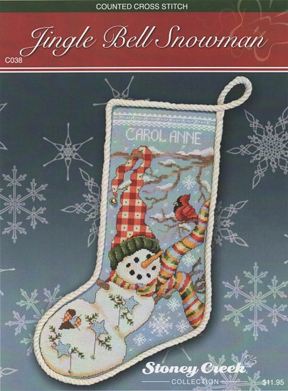 Jingle Bell Snowman Chart Pack MAIN