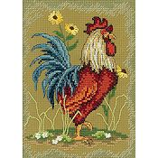 RTO Cross Stitch Kit - At the Crack of Dawn I