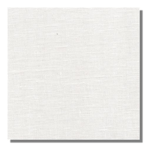 "Cashel Linen 28ct Antique White - Fat Quarter (18"" x 27"") MAIN"