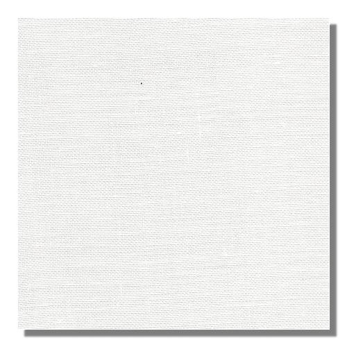 "Cashel Linen 28ct White - Fat Quarter (18"" x 27"") MAIN"
