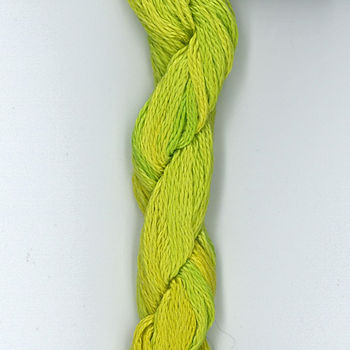 Creeks Colours Overdyed Floss 404 Tree Frog MAIN