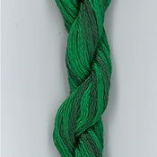 Creeks Colours Overdyed Floss 407 Tannenbaum THUMBNAIL
