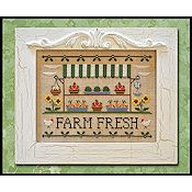 Country Cottage Needleworks - Farm Fresh THUMBNAIL