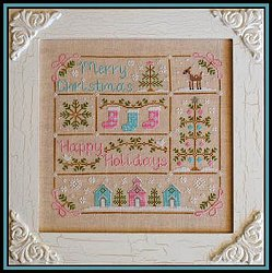Country Cottage Needleworks - Vintage Christmas MAIN