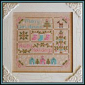 Country Cottage Needleworks - Vintage Christmas THUMBNAIL
