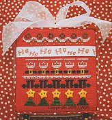 CherryWood Design Studios - HoHoHo Ribbons