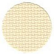 "Aida 14ct China White - Fat Quarter (18"" x 21"")"