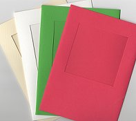 Needlework Cards - Large Square
